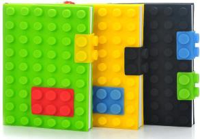 Caderno Lego 2