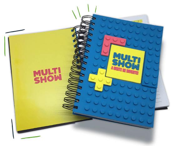 Cadernos Lego 3