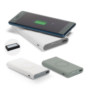 Invista no power bank wireless como presente de Dia dos Pais